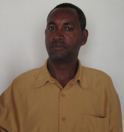 Hagos Melesse - Deaf Teacher Assistant at Hawassa