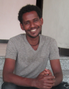 Melaku - Deaf Teacher Assistant at Adama No 1 Primary School