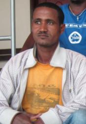 Shushay - Deaf Teacher Assistant at Soloda Primary School